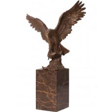 Bronzová socha - orol
