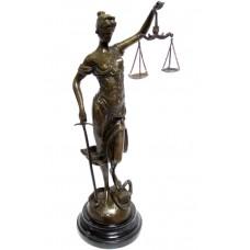 Bronzová justícia
