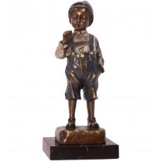 Chlapec - bronz