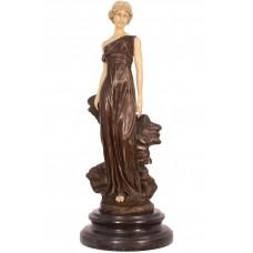 Bronzová socha - Ifigeneia