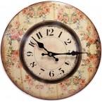Kovové vintage hodiny