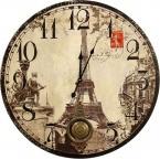 Veľké hodiny Paris