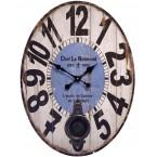 Kyvadlové nástenné hodiny