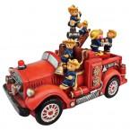 Hracie hasičské auto