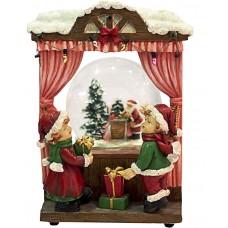 Vianočná hracia skrinka
