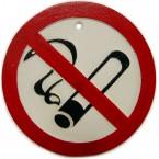 Tabuľka - Zákaz fajčiť