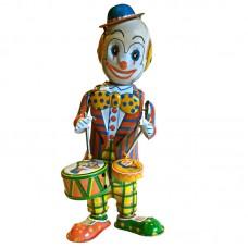 Klaun bubeník