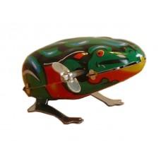 Skákajúca žabka