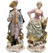 Porcelánový pár