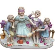 Porcelánové deti