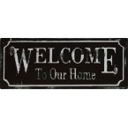 Tabuľa Welcome