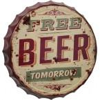 Vrchnák free beer