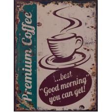 "Tabuľa ""Premium Coffee"""