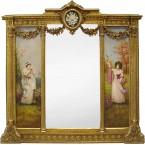 Zrkadlo triptych