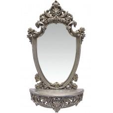 Zrkadlo konzola